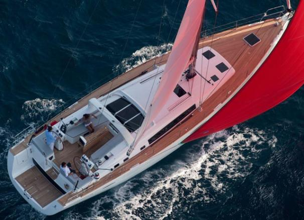 Beneteau USA Oceanis 58 Manufacturer Provided Image