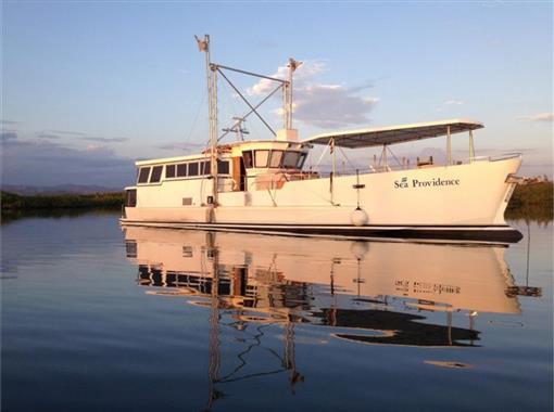 Custom Artisanal Motoryacht