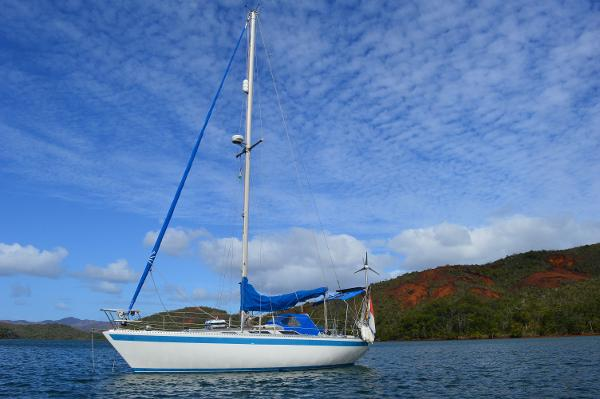 Sweden Yachts C34