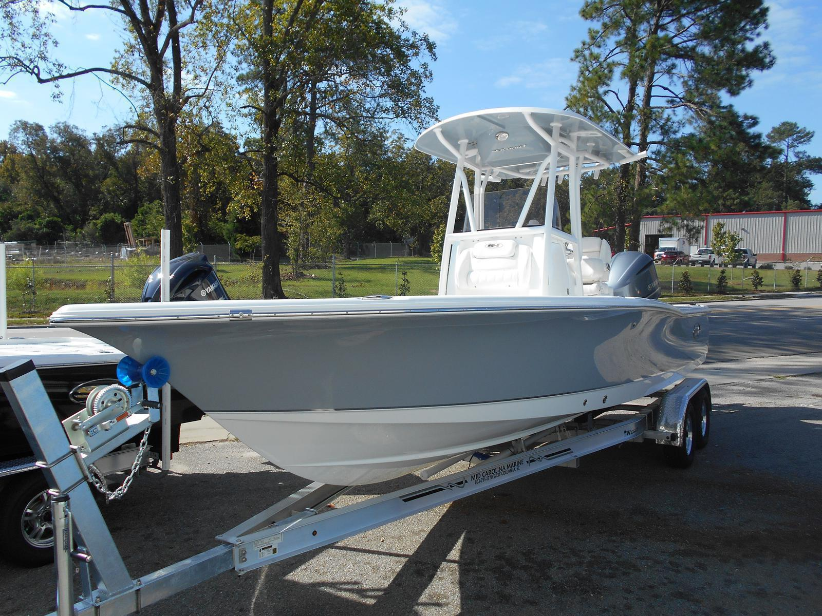 Sea Hunt Bay Boat BX 25 BR