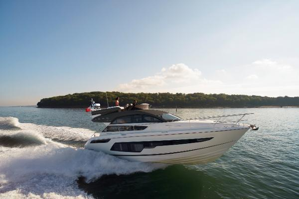 Fairline Squadron 50 Fairline Squadron 50