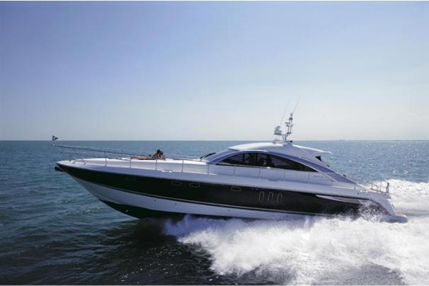 Fairline Targa 62 Manufacturer Provided Image: Targa 62
