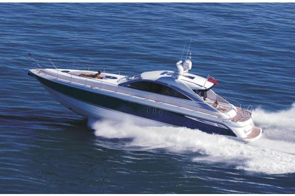 Fairline Targa 62 Manufacturer Provided Image: Running