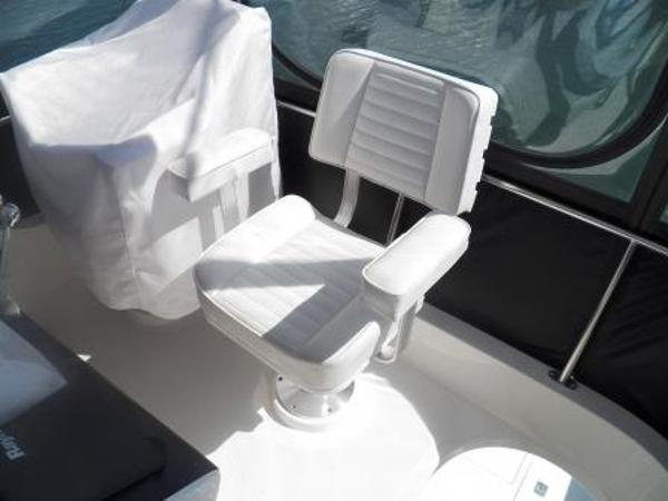 HELM STATION SEATING