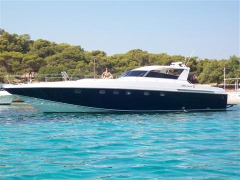 Alfamarine 58 Alfamarine 58 - Performance open motor boat