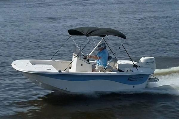 Carolina Skiff 17 LS Manufacturer Provided Image