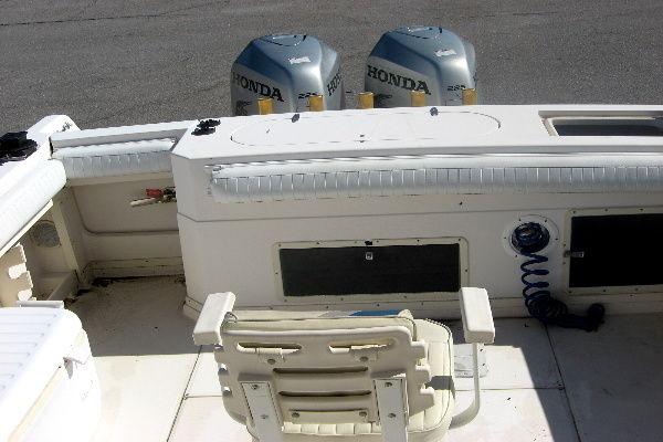 Cockpit Aft