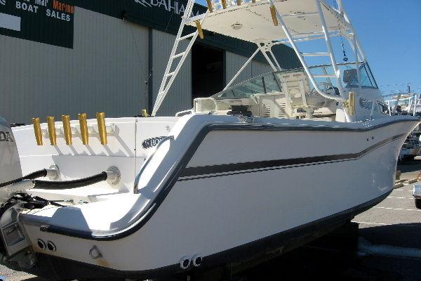 Starboard side aft
