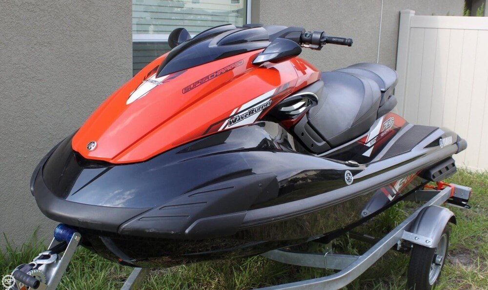 Yamaha 11 Waverunner FZS 2014 Yamaha 11 Waverunner FZS for sale in Riverview, FL