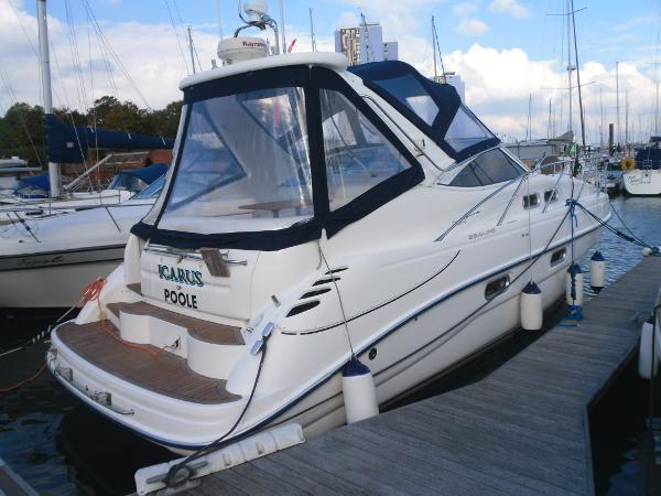 Sealine S34