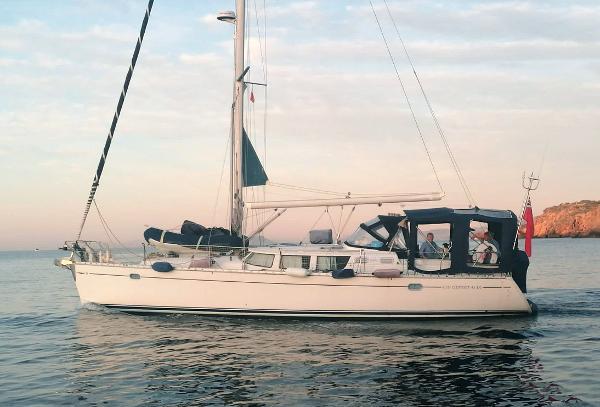 Jeanneau Sun Odyssey 43 DS