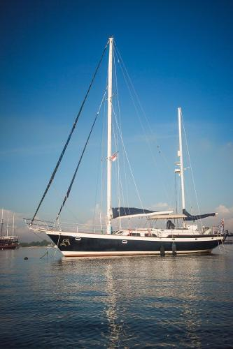 Irwin Custom Ketch Profile