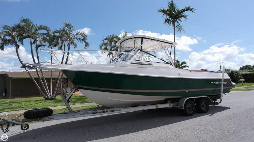 Aquasport Explorer 245 1999 Aquasport Explorer 245 for sale in Hialeah, FL