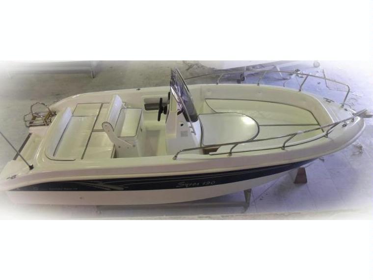 Salmeri Boote Syros 190 u Honda BF60