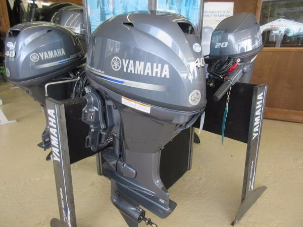 Yamaha Marine Select Model