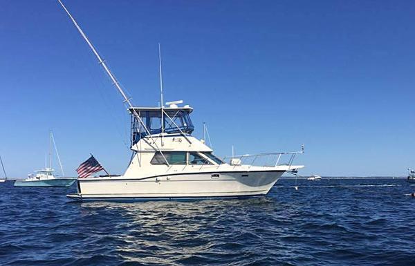 Hatteras 36 Convertible Sportfish