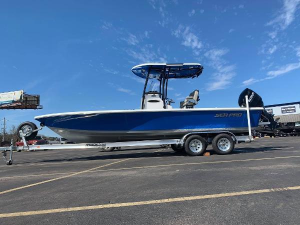 Sea Pro BAY 248 DLX