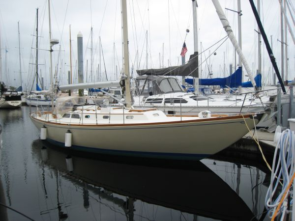 Hinckley Bermuda 40 Custom Yawl Freya