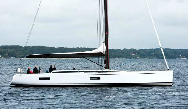 Manufacturer Provided Image: Nautor Swan 60 Hull