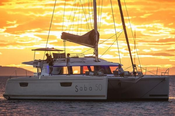 Fountaine Pajot SABA 50 Manufacturer Provided Image: Fountaine Pajot SABA 50
