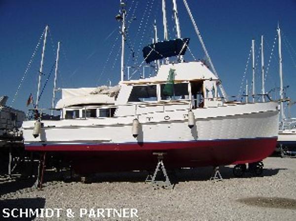 American Marine Grand Banks 36 Classic 79074