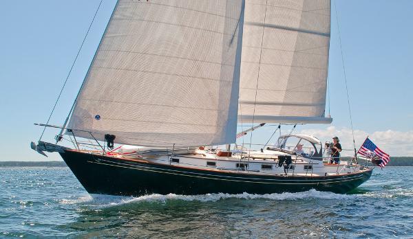 Morris Yachts Ocean Series 42