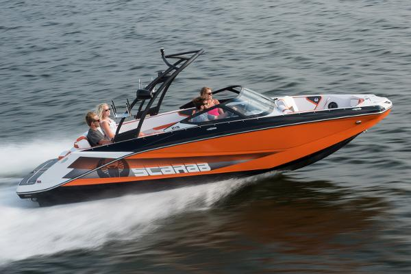 Scarab 215 HO Impulse Manufacturer Provided Image