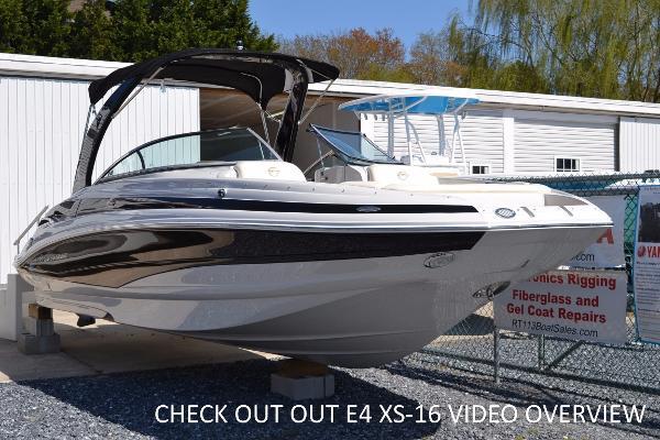 Crownline E6 XS Dealer Demo Save $10,000