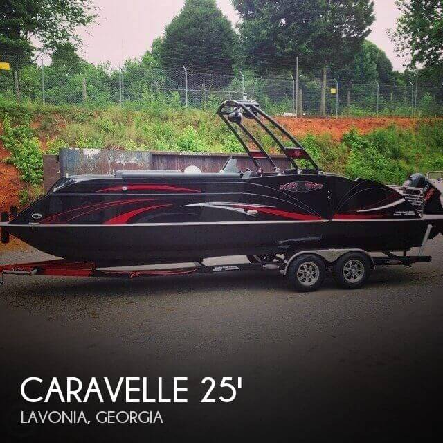 Caravelle Boats Black Widow Special Edition 247 UR 2015 Caravelle Black Widow Special Edition 247 UR for sale in Lavonia, GA