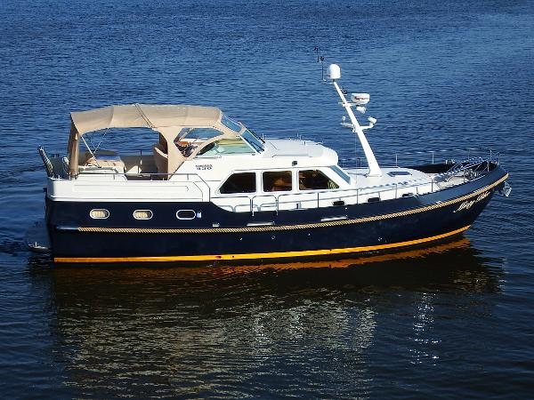 "Linssen Grand Sturdy 430 Twin MKII ""Stabilizers"""