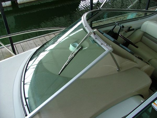 Helm windshield