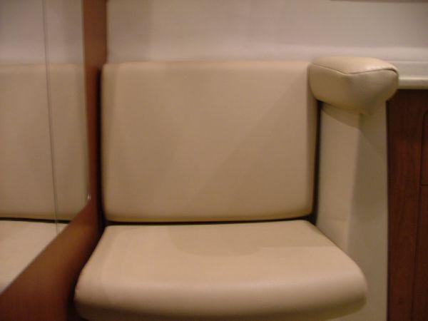 Aft stateroom seat