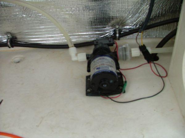 Freshwater pump