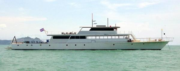 Lurssen Dive/Charter Boat