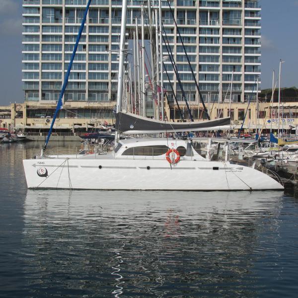 Manta F44 Sailing Catamaran