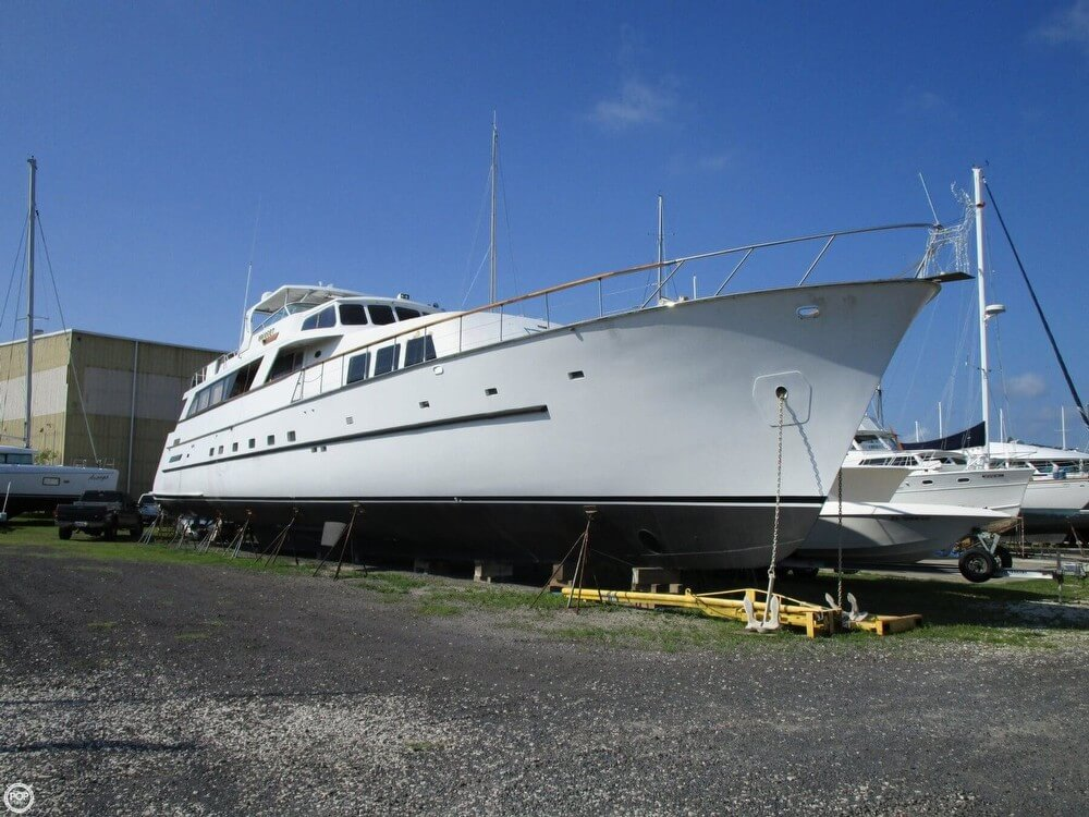 Custom-craft 105 Motoryacht 1963 Custom 105 Motoryacht for sale in Saint Augustine, FL