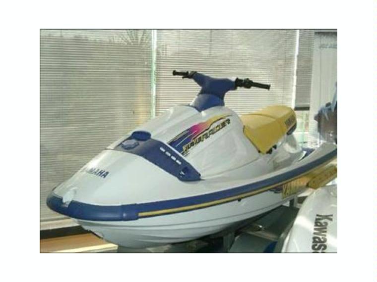 Yamaha W. Raider
