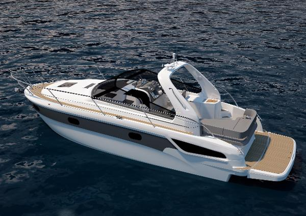 Bavaria S33 Open Brochure image
