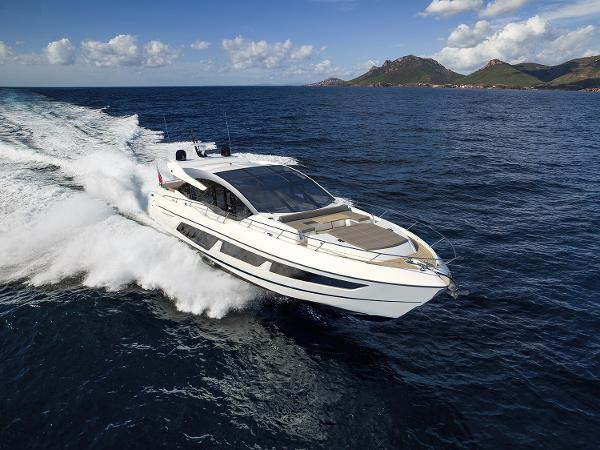 Sunseeker Predator 74 Manufacturer Provided Image: Sunseeker Predator 74