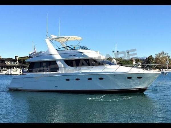 Custom Carver Boat 530 Voyager Pilothouse Carver 530 - SIMILAR BOAT (2)