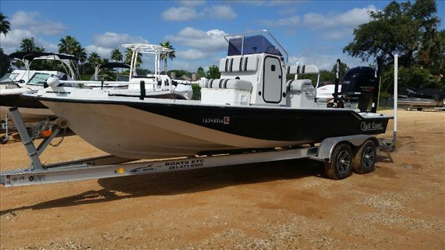 Gulf Coast Boats 230 VS Pro