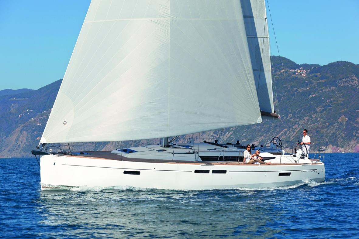 Jeanneau Sun Odyssey 479 Charter Ownership Jeanneau-Sun-Odyssey-479