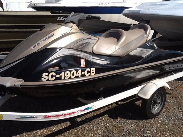 Yamaha WaveRunner VX 100 Cruiser
