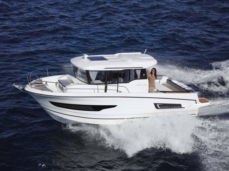 Jeanneau Merry Fisher 875 Marlin 2018