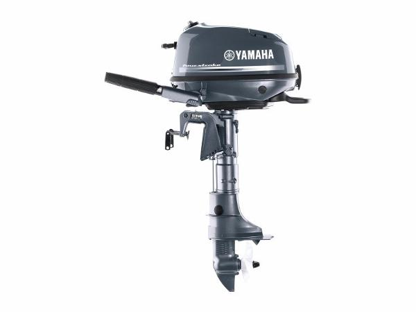 Yamaha Marine Portable 6 hp