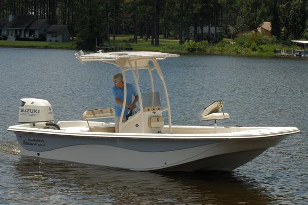 Carolina Skiff 21 LS Manufacturer Provided Image