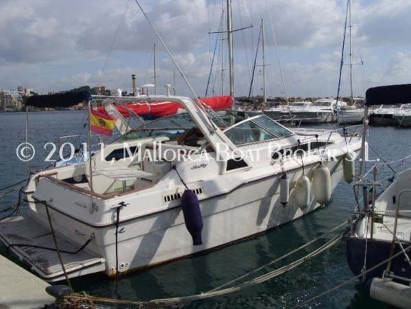 Sea Ray 280 Sundancer Sea Ray 280 DA (1989) - in Spain/Mallorca