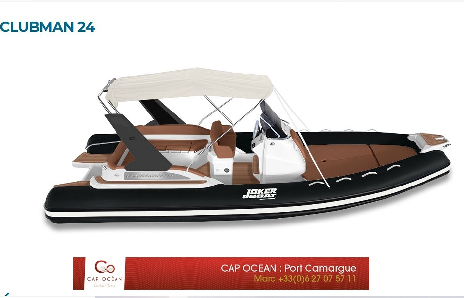 Joker Boat clubman 24