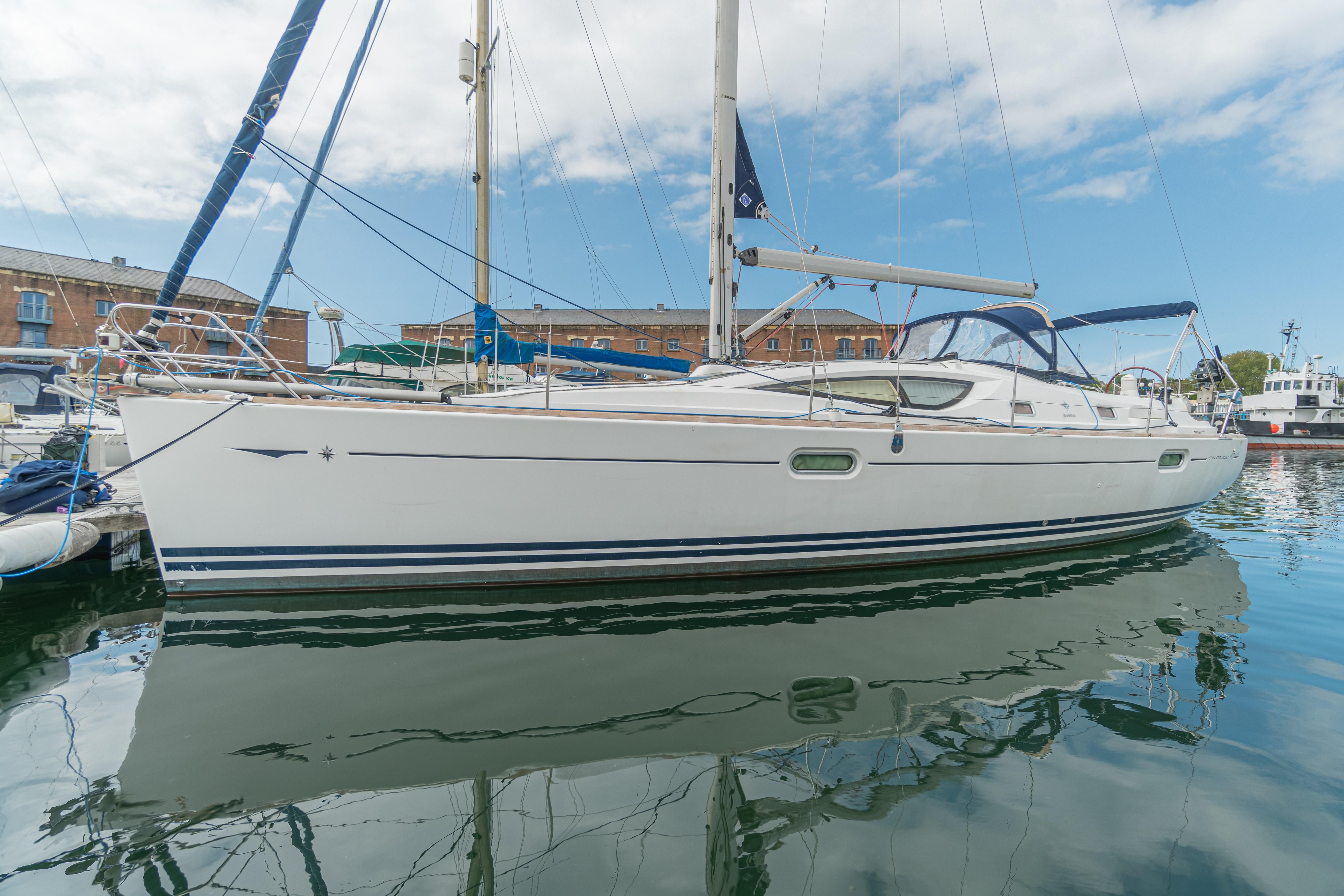 Jeanneau Sun Odyssey  42 DS Jeanneau Sun Odyssey 42 for sale