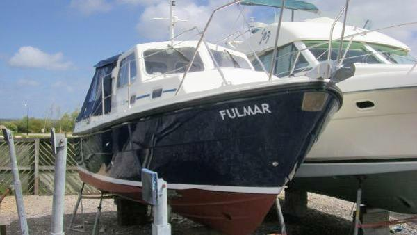 Orkney Pilothouse 24 Volvo D4-210